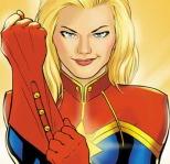 Captain Marvel for Sammie