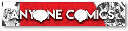 Anyone Comics banner
