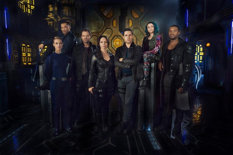 Dark Matter - Season 1