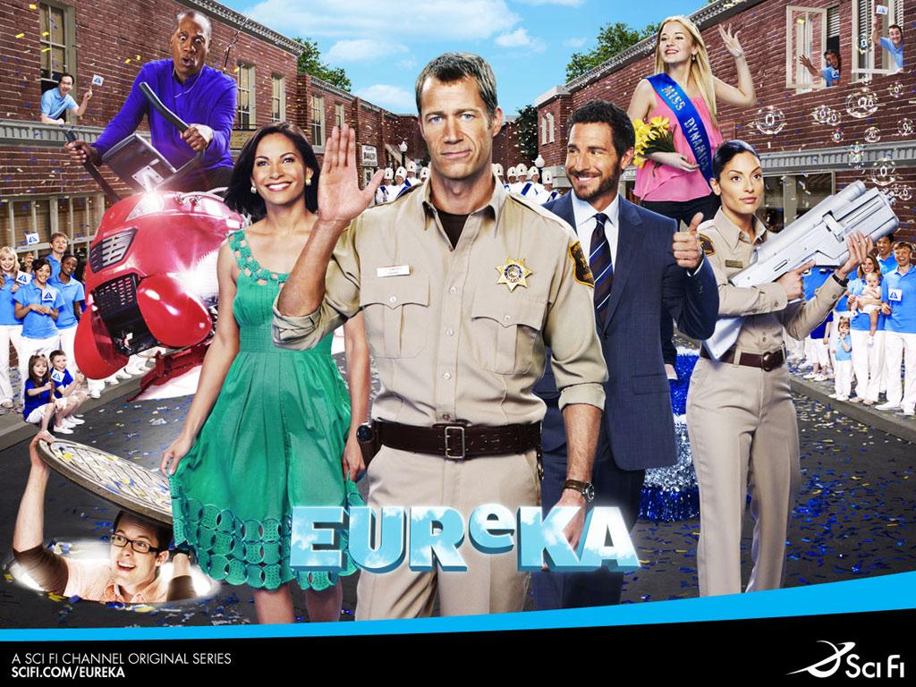 eureka title