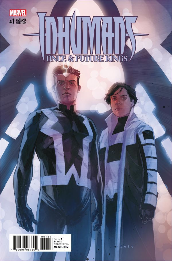 Inhumans-Once-and-Future-Kings-1-Variant-Cover-B